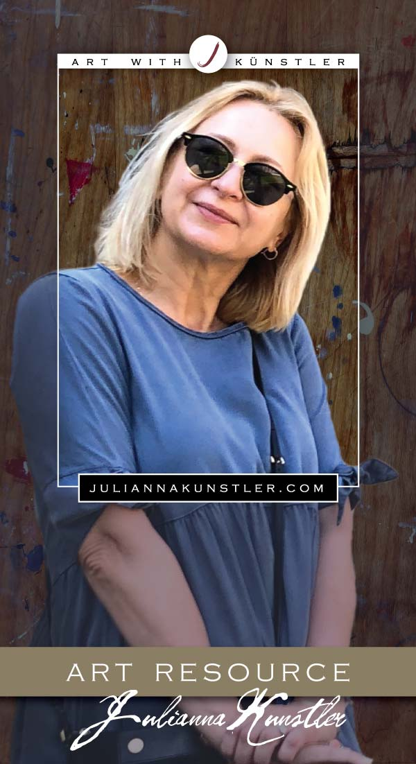 Art resource for artists and teachers. Entire high school Art Department curriculum, art portfolio, lesson plans & tutorials, coloring projects, and more. Official site of Julianna Kunstler.